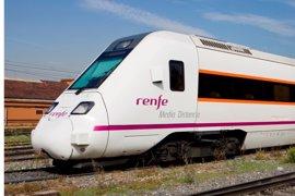 """Soro confía en reunirse """"pronto"""" con Fomento para revisar de forma integral el servicio ferroviario en Aragón"""