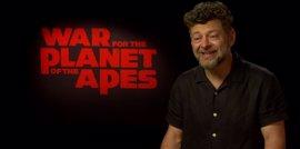 """Andy Serkis: """"Espero que La Guerra del Planeta de los Simios ayude al ser humano a ver nuestros defectos como especie"""""""