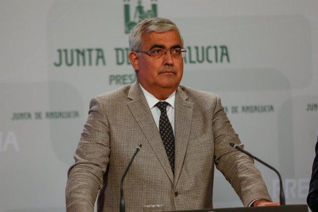 Antonio Ramírez de Arellano, este martes