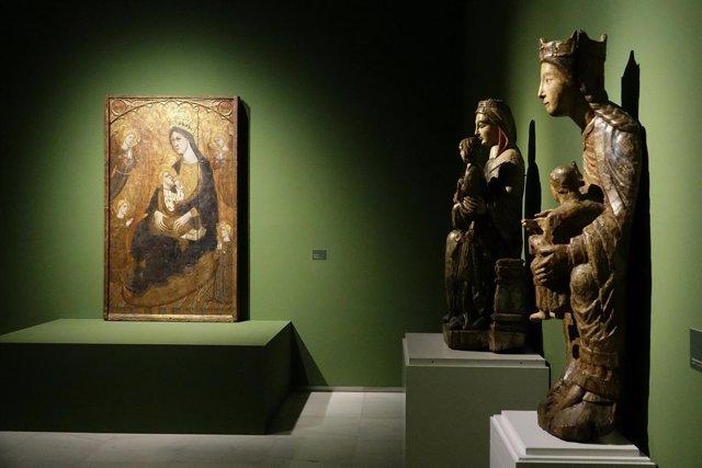 Ars Málaga Fundación Godia obras zurbarán berruguete picasso episcopal arte cult