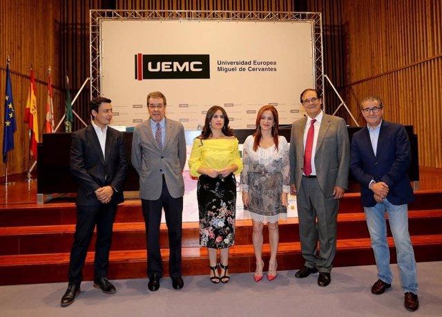 Valladolid: Clemente e Imelda Rodríguez y otros ponentes