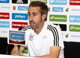 """Vilda: """"No hay que olvidar que somos las séptimas del ranking UEFA"""""""
