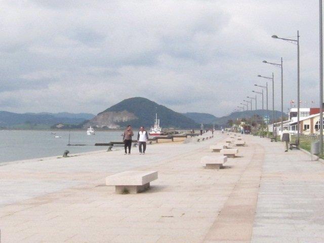 Paseo Marítimo De Santoña
