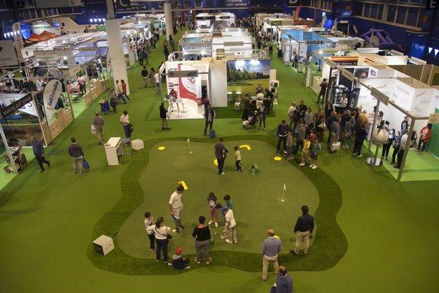 Feria de golf en Ifema
