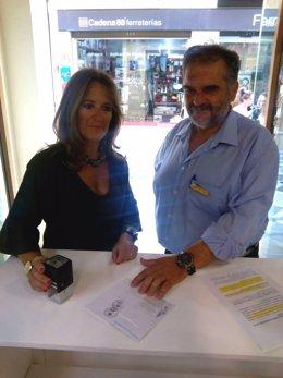 Presentación del sello jacobeo de Jaén