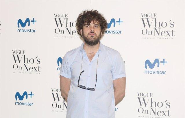 Leandro Castro, ganador de la VI Edición de 'Vogue Who's on the Next'