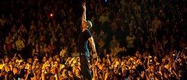 El Sardinero, preparado para acoger el único concierto de Enrique Iglesias en España