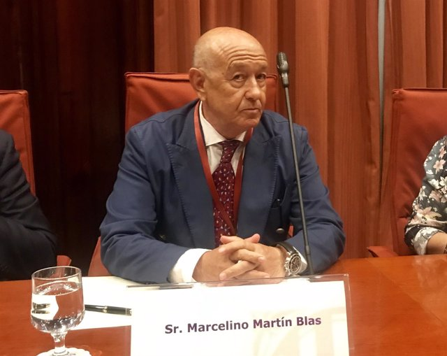Exjefe de Unidad de Asuntos Internos de Policía Nacional Marcelino Martín Blas