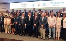 Medallistas de Barcelona'92, reconocidos por el COE y La Caixa con motivo del 25º aniversario