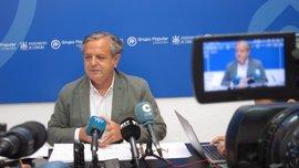 El PP critica la falta de interés del PSOE para aprobar una declaración por Miguel Ángel Blanco