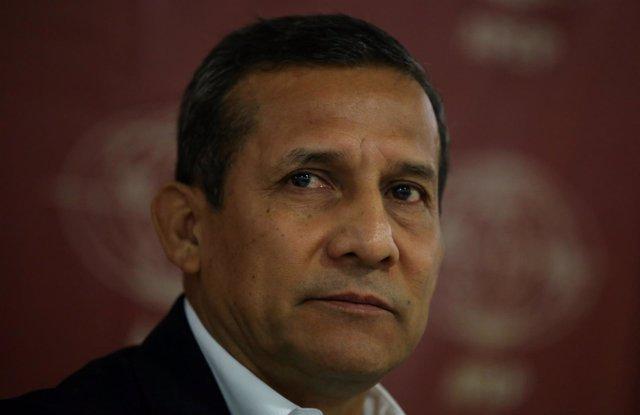 Ollanta Humala