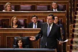 Rajoy cierra mañana el curso contestando en el Congreso preguntas sobre corrupción, ministros reprobados y autónomos