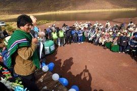 Bolivia y Chile celebrarán una reunión del Comité de Fronteras el próximo 25 de julio en Santa Cruz
