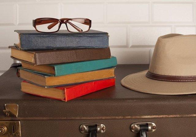 Registro de libros en los aeropuertos de Estados Unidos