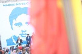 """La Casa Real recuerda a Miguel Ángel Blanco y a todas las víctimas del terrorismo: """"Honor y memoria hoy y siempre"""""""