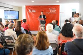 Torres (PSOE) apuesta por un plan que recupere la militancia perdida en Canarias por la crisis
