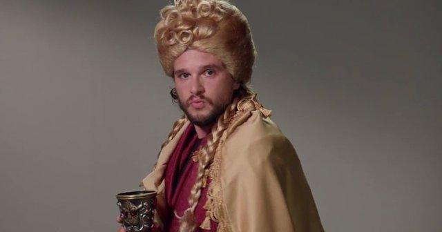 Kit Harington como Cersei Lannister