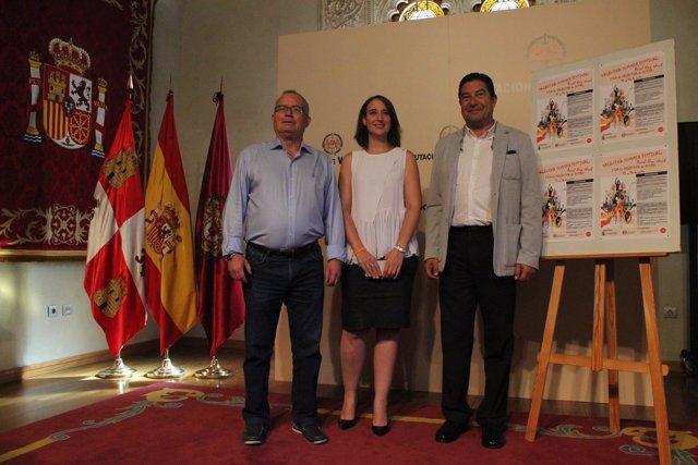 Presentación del Summer Festival de Valbuena de Duero