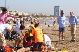 Un total de 28 personas mueren ahogadas en piscinas y playas de la Comunitat hasta julio, un 35% más que en 2016