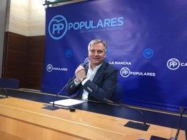 PP cree que si Page adelanta las elecciones no debería ser el candidato del PSOE