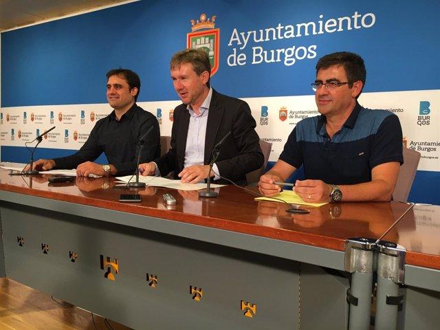 Burgos: Lacalle (C)