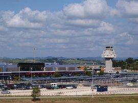 Los pasajeros del Aeropuerto de Santander crecen un 16,3%