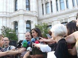 """Cs ve mal los abucheos a Carmena y pone en valor que Miguel Ángel Blanco """"ha conseguido unir de nuevo"""""""