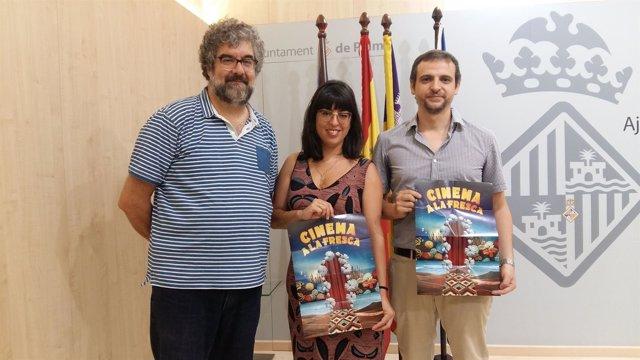 'Cinema A La Fresca'