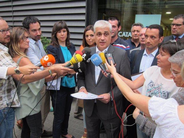 Germà Gordó renuncia a liderar el PDC