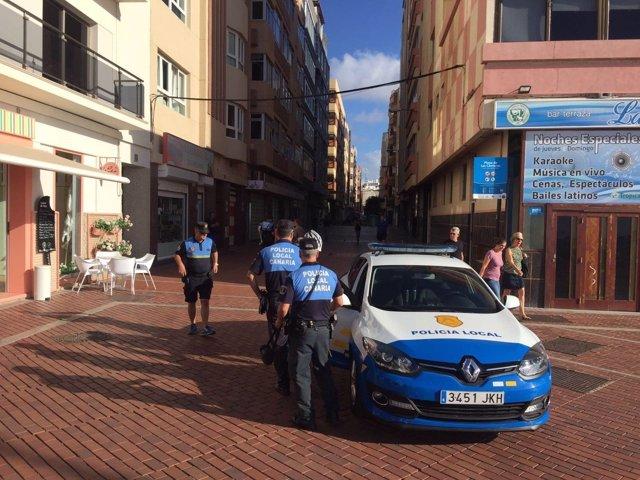 Policía Local de Las Palmas de Gran Canaria