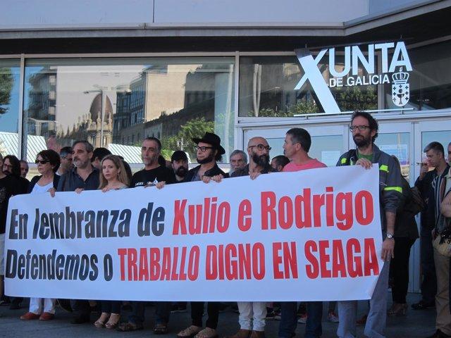 Protestas Seaga