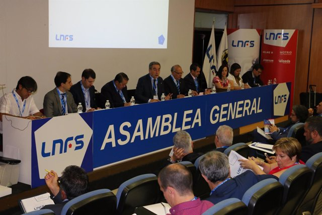 Javier Lozano preside la Asamblea General