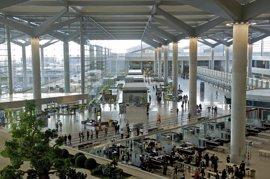 Los aeropuertos andaluces superan los 12,1 millones de pasajeros hasta junio, un 11,9% más