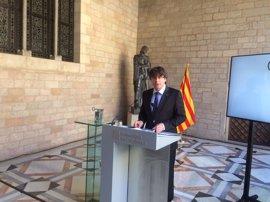 Puigdemont prevé reorganizar las funciones de los consellers en julio para ejecutar el 1-O