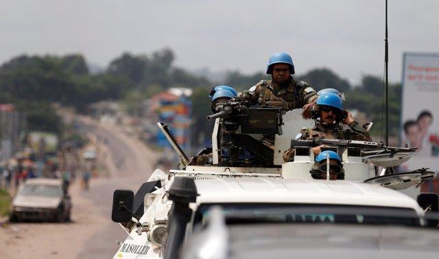 Misión de la ONU en República Democrática del Congo (MONUSCO)