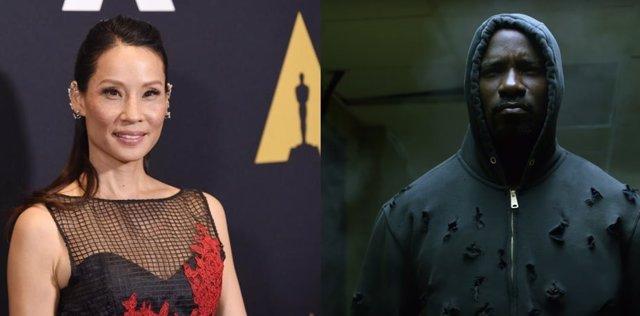Lucy Liu en 'Luke Cage 2'