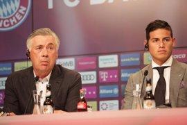 """James: """"He adquirido una gran experiencia en el Real Madrid"""""""