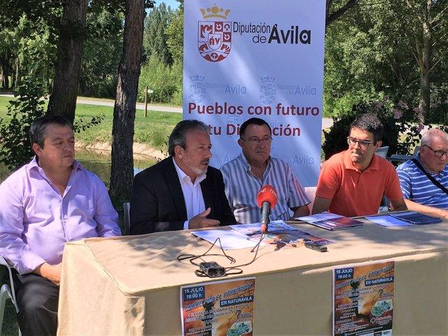 Ávila: Presentación De La Carrera En Naturávila