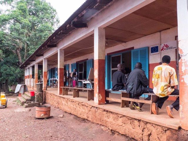 Hospital de Zemio (República Centroafricana)
