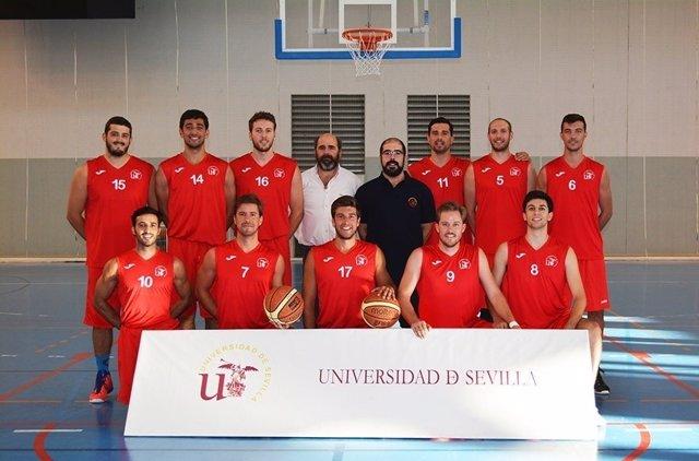 Equipo de baloncesto masculino de la Universidad de Sevilla