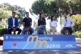 """Chapado: """"El Meeting de Madrid es un evento de altísimo nivel"""""""