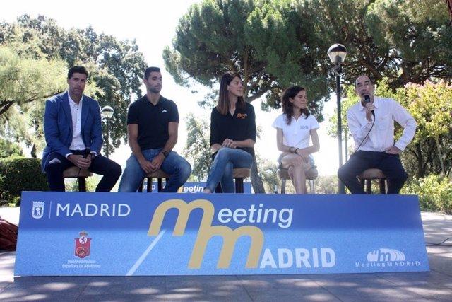 Chapado, García, Beitia, Lozano y Odriozola