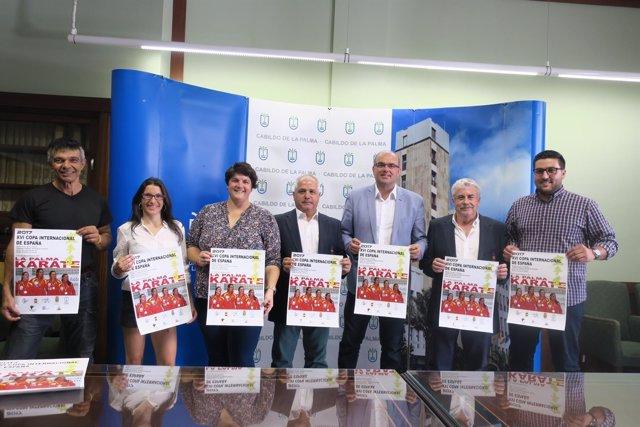 Nota: La Palma Se Convertirá En Punto De Referencia Del Kárate Con La Celebració