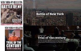 Las series y películas de Marvel en orden cronológico en este Timeline interactivo