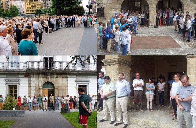 Concentraciones en Cantabria en recuerdo a Miguel Ángel Blanco