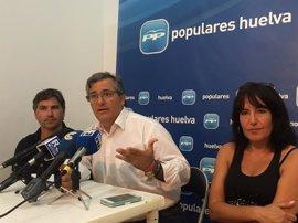 """El PP de Isla asegura que """"la ambición y el dinero"""" son los motivos de Márquez para la moción de censura"""