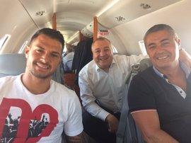 """Vitolo: """"Han sido días muy duros, pero al final hemos decidido estar aquí"""""""