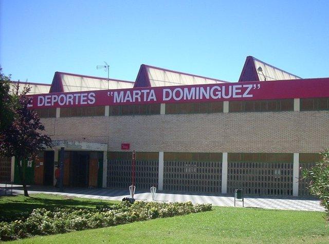 Pabellón Marta Domínguez