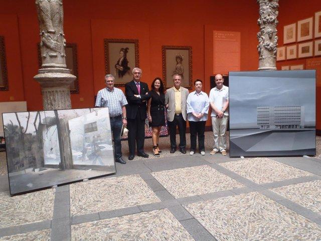 Ibercaja ha fallado los premios de su concurso de Pintura Joven