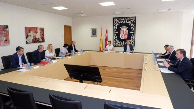 Comisión para la concesión de la Medalla de Oro de las Cortes